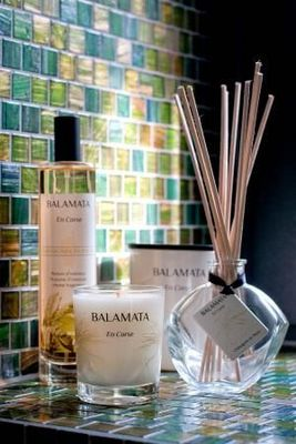 BALAMATA - Bougie parfum�e-BALAMATA