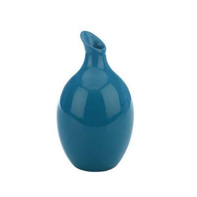 Interior's - Soliflore-Interior's-Vase bleu lagon Atelier PM