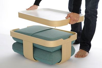 OXYO - Table basse forme originale-OXYO-Mister T