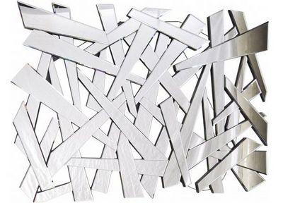 WHITE LABEL - Miroir-WHITE LABEL-Miroir ARTIC déstructuré ultra design