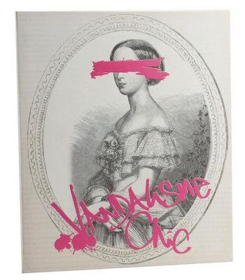 Amadeus - Tableau décoratif enfant-Amadeus-Peinture sur toile Vandalisme Chic