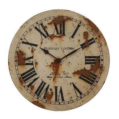 Interior's - Horloge murale-Interior's-Horloge rouillée