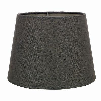 Interior's - Abat-jour-Interior's-Abat-jour gris en coton