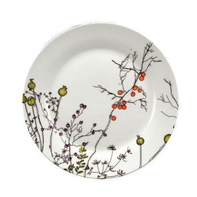 Interior's - Assiette plate-Interior's-Assiette plate Baies d'Automne