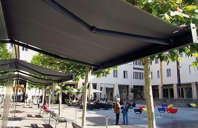 markilux - Store d'extérieur-markilux-markilux 3300 pur