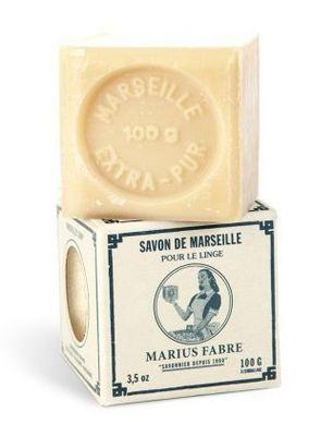 MARIUS FABRE - Savon naturel-MARIUS FABRE-Savon de Marseille pour le linge