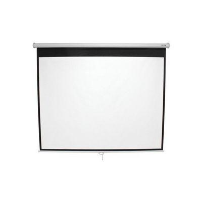 WHITE LABEL - Ecran de projection-WHITE LABEL-Écran de projection 88,2 pouces 152x152cm