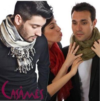 CASÂMES - Echarpe-CASÂMES