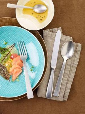 SAMBONET - Assiette plate-SAMBONET