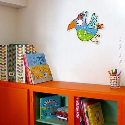 SERIE GOLO - Sticker Décor adhésif Enfant-SERIE GOLO