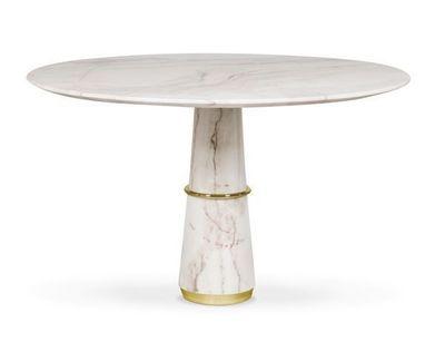 BRABBU - Table de repas ronde-BRABBU-AGRA