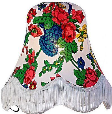 BOBOBOOM - Abat-jour pagode-BOBOBOOM--Fleuris