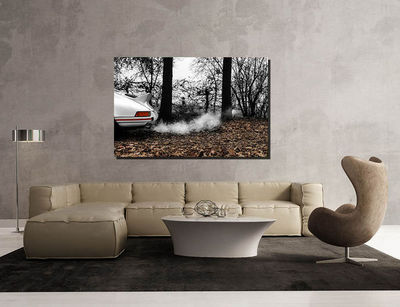 CARS AND ROSES - Photographie-CARS AND ROSES