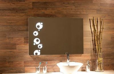 GLASSOLUTIONS France - Miroir lumineux-GLASSOLUTIONS France-Desire