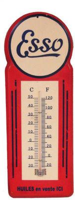 Antic Line Creations - Thermomètre-Antic Line Creations-Thermomètre vintage Esso