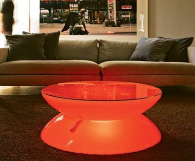 Moree - Table basse lumineuse-Moree-Lounge Indoor LED