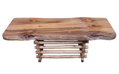 Africa Style - Table basse de jardin-Africa Style-Coffee