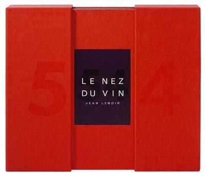 EDITIONS JEAN LENOIR - Livre Beaux-arts-EDITIONS JEAN LENOIR-Le Nez du vin.