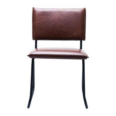 Kare Design - Chaise-Kare Design-Chaise Duran Vintage marron