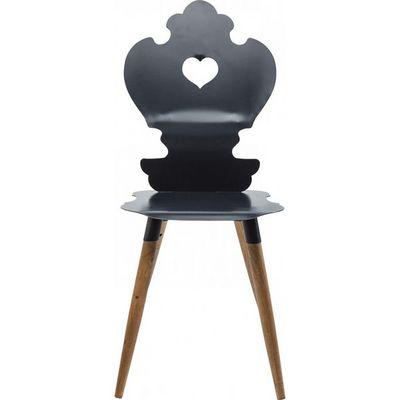 Kare Design - Chaise-Kare Design-Chaise Adelheid Anthracite
