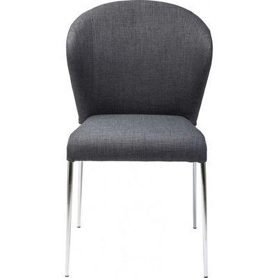 Kare Design - Chaise-Kare Design-Chaise Pulpo grise