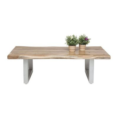 Kare Design - Table basse rectangulaire-Kare Design-Table basse Pure Nature 135x70cm