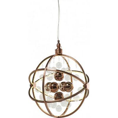 Kare Design - Suspension-Kare Design-Suspension Universum Copper LED