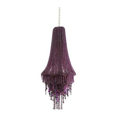 Kare Design - Lustre-Kare Design-Suspension Medusa Lila