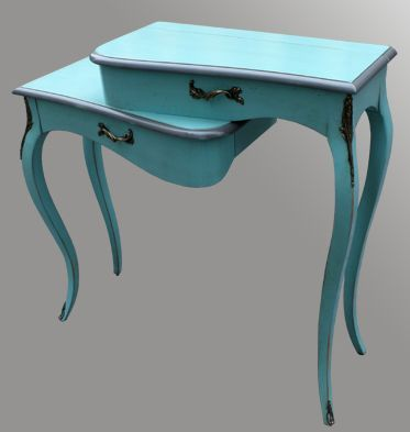 Lawrens - Console-Lawrens-Console entree turquoise