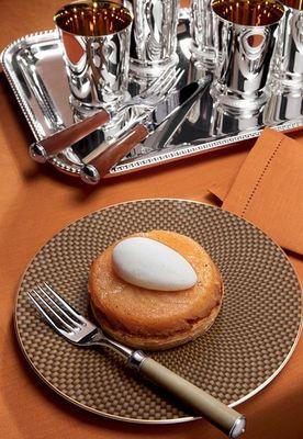 Ercuis - Couverts à dessert-Ercuis