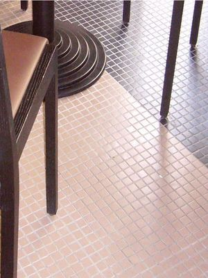 Emaux de Briare - Carrelage de sol mosaique-Emaux de Briare-Mazurka