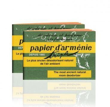 Papier D'armenie - Papier d'arménie-Papier D'armenie