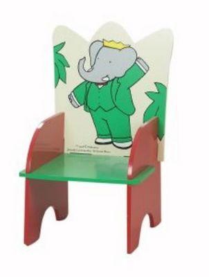 Les Petites Bouilles - Chaise enfant-Les Petites Bouilles-Babar