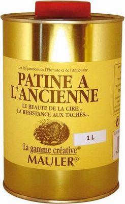Mauler - Patine bois-Mauler