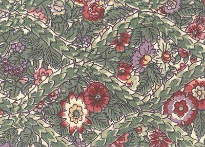 Kathryn Ireland Fabrics - Tissu au mètre-Kathryn Ireland Fabrics-Ogee