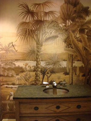 Iksel - Papier peint panoramique-Iksel-D-DREAM SEPIA