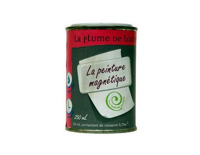 LA PLUME DE LOUISE - Peinture magn�tique-LA PLUME DE LOUISE
