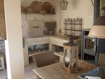 Atelier Alain Edouard Bidal - Cuisine d'extérieur-Atelier Alain Edouard Bidal-EV31