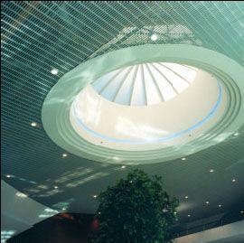 RICHTER SYSTEM - Plafond-RICHTER SYSTEM-Vertigrille