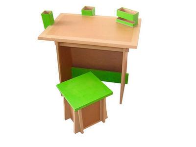 CARTON DESIGN - Bureau enfant-CARTON DESIGN