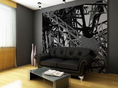 DECLIK - Papier peint panoramique-DECLIK-structure