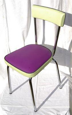 L'atelier tout metal - Chaise de bureau-L'atelier tout metal-vers 1960 de marque STRAFOR