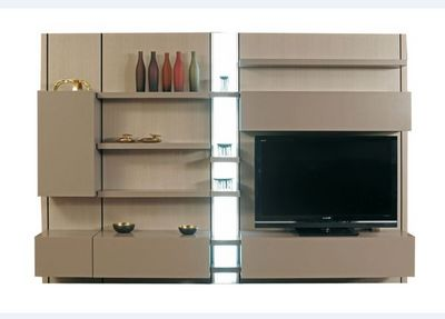 Neofid meuble de salon living roche bobois decofinder - Meuble composable roche bobois ...