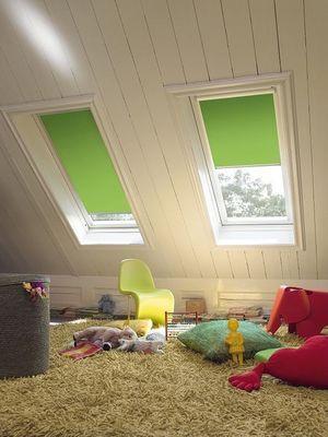 Art And Blind - Store fen�tre de toit (int�rieur)-Art And Blind-Ch�ssis de toit