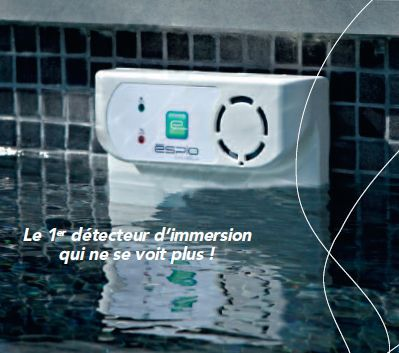 Aquasensor Mg International - Alarme de piscine-Aquasensor Mg International-Sensor Espio