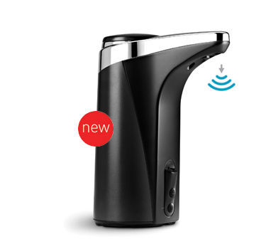 SIMPLEHUMAN - Distributeur de savon-SIMPLEHUMAN-plastic sensor pump
