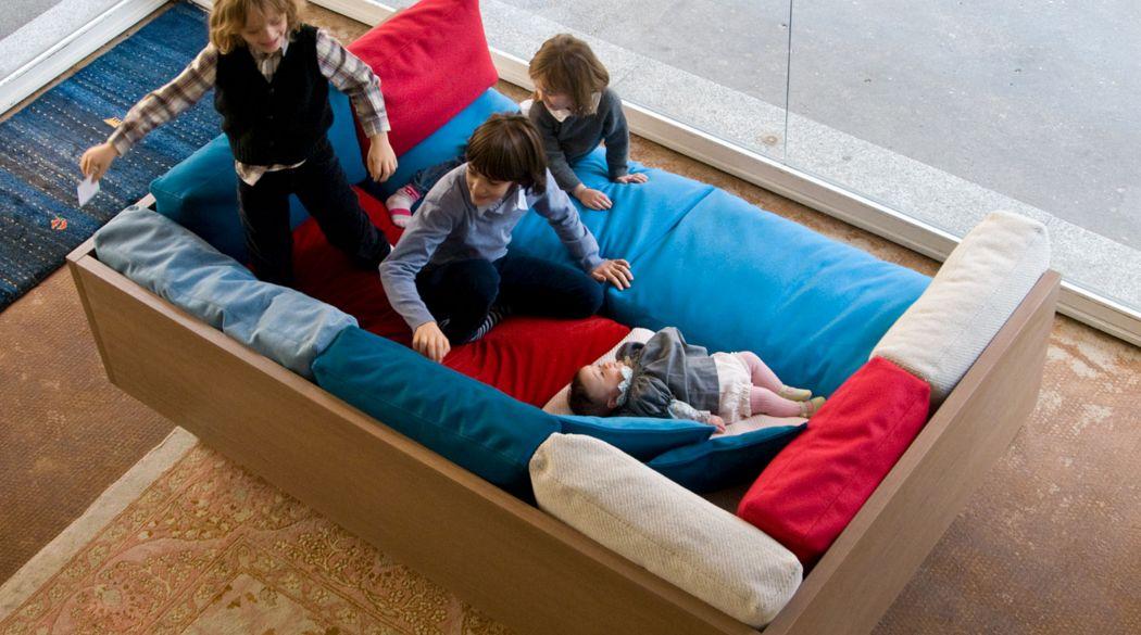 COLE 3-seater Sofa Sofas Seats & Sofas  |