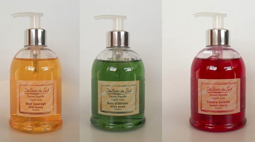Senteurs Du Sud Liquid soap Soap Bathroom Accessories and Fixtures  |