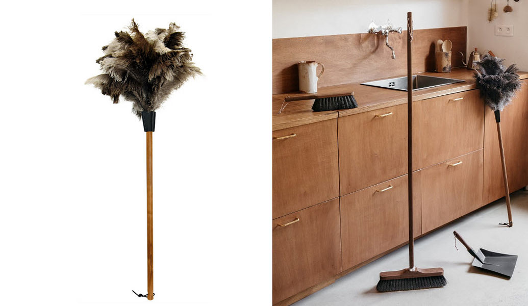 ANDRÉE JARDIN Feather duster Maintenance products DIY  |