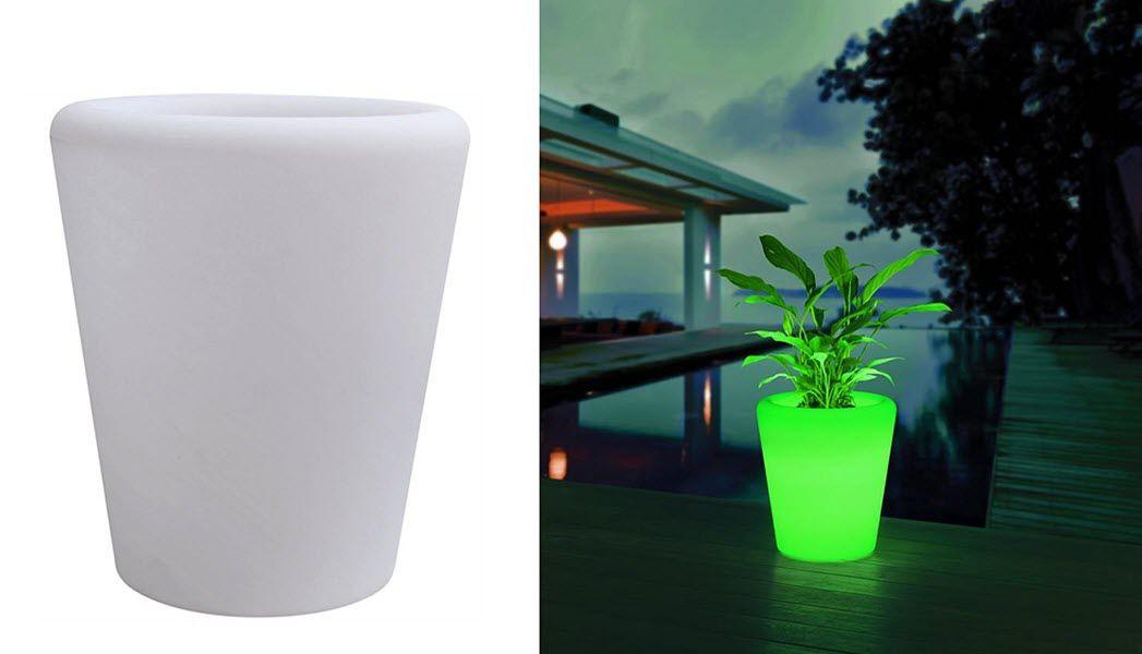 Habitat Et Jardin Illuminated pot Bollard lights Lighting : Outdoor  |